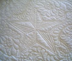 Five-point Star Rotating Longarm Quilting Template – TopAnchor Quilting Tools