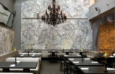"""Gayot """"guy-oh"""" popup-restaurant NYC"""