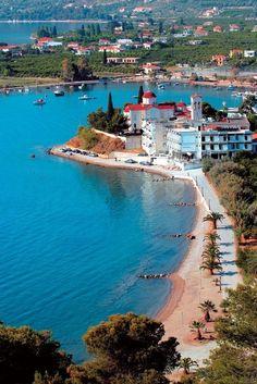 Peloponnisos, Greece