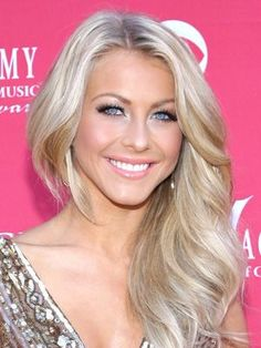 perfect blonde hair color