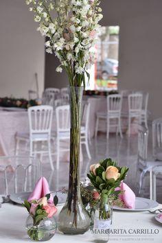 Los mejores diseños para tus eventos #MargaritaCarrillo #MCEventos #DiseñoFloral #Arreglos #Flores #GDL #Eventos