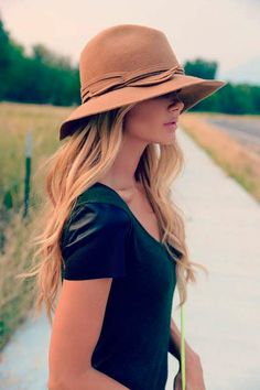 Fedora Hats as A Fashion Statement  #fedorahats #hats
