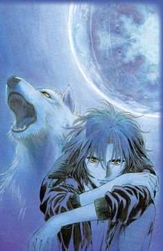 Kiba, Wolfs Rain