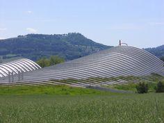 Zentrum Paul Klee by Renzo Piano - Bern, Switzerland