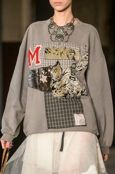Antonio Marras at Milan Fashion Week Fall 2018 - Details Runway Photos