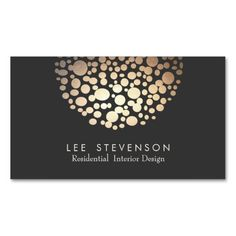 Interior Designer Lighting Black Modern Business Cards. This great business card design is available for customization. All text style, colors, sizes can be modified to fit your needs. Just click the image to learn more!
