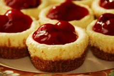 Mini Cheesecakes | Make Ahead Meals For Busy Moms