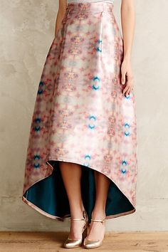 Snowberry Ball Skirt #anthropologie #anthrofave