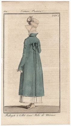 love the bow back, 1814