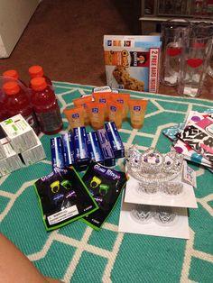 Bachelorette survival kits!!