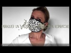 A simple tutorial to make a washable and reusable protective mask out of fabric - Michael Price, Bonnet Crochet, Techniques Couture, Song Of Style, Protective Mask, Sewing, Pendant, Simple, Beauty