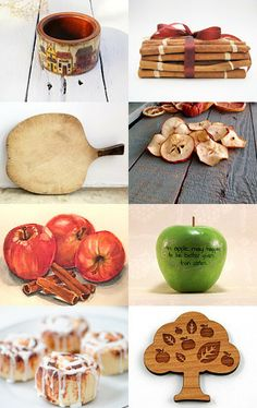 Pie by Nataly Sokolova on Etsy--Pinned with TreasuryPin.com