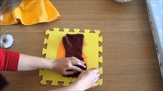 Curso de trico - Querido tricot: blocagem (blocking handknits)