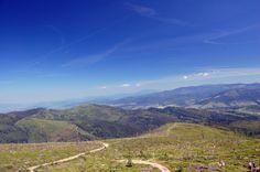 Beskid Żywiecki z Baraniej Góry 1220 m n.p.m