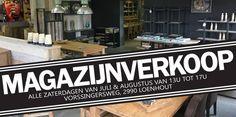 Magazijnverkoop Biaza Store (meubelen) -- Loenhout -- 08/07-26/08