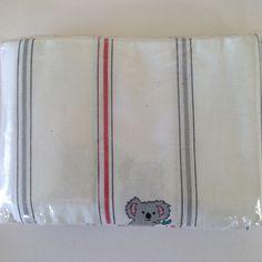 Vtg Sidney Koala Pillowcases New in Package Percale see matching shees #koala #vintage #pillowcases