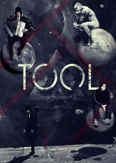 Tool. Yes I find genious in their work.