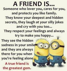 Today Funny minions pics with quotes AM, Sunday August 2015 PDT) - 10 pics - Minion Quotes Cute Minions, Minions Pics, Minions Friends, Cute Quotes, Funny Quotes, Funny Minion Pictures, Silly Jokes, Funny Thoughts, Deep Thoughts