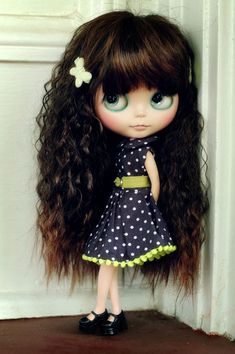 Top 14 Beauty Vintage Blythe Doll Designs – Live Happy Life With Easy Funny Idea - Easy Idea (3)