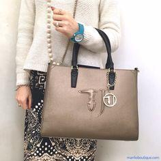 TRUSSARDI JEANS manlioboutique.com/trussardi-jeans #bags #handbags