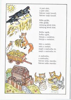 Albumarchívum Community Workers, Stories For Kids, In Kindergarten, Literacy, Poems, Archive, Album, Comics, Animals