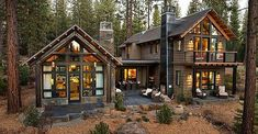 A Home In The Mountains Straight Out Of The Sims!