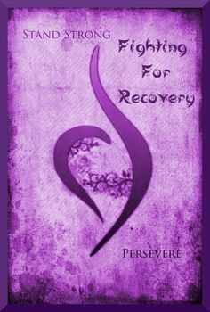 Keep fighting for recovery