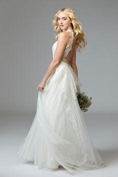 Watters Retail: 57711 Jewel. Available at Adore Bridal Boutique! www.adorebridalga.com