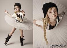 Эвелина Вознесенская -- child model
