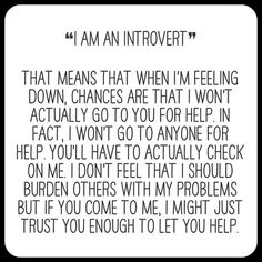 Introvert Quotes. QuotesGram by @quotesgram
