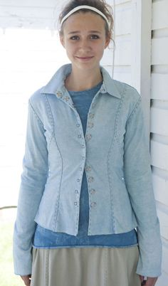 Alabama Denim Anna's Jacket