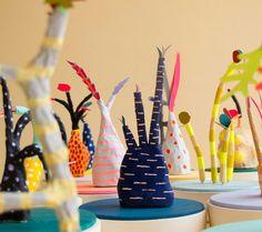Crea tu propia colección de arte contemporáneo con las piezas de estos artistas: Adam Frezza  Terri Chiao
