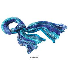 Look what I found at UncommonGoods: Sari Scarf for $48 #uncommongoods