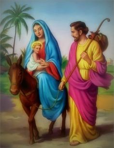 Christian Images, Holy Family, St Joseph, Holiday Cards, Saints, Blessed, Princess Zelda, Painting, Fictional Characters