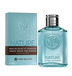 Yves Rocher Launch 3 Natural Men's Perfumes (2015) {New Perfumes} {Men's Colognes}