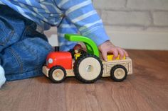 Write Like No One's Watching: Wooden Toys for Christmas