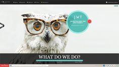 30 Web & Graphic Design Studio Websites for Your Inspiration