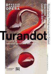 Turandot, Pucinni, - De Nederlandse Opera