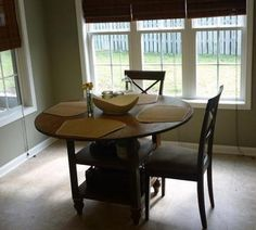 1000 images about Round kitchen table diy on Pinterest
