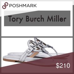 Tory Burch Miller Sandals Tory Burch Miller Sandals Tory Burch Shoes Sandals