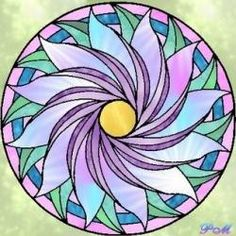 If you have a hard time quieting your mind or sitting still during meditation, coloring mandalas might be a meditation option for you.