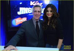 Selena Gomez: People Forget Demi Lovato Has Been There for Me Too | selena gomez kiss 108 jingle ball 2013 04 - Photo