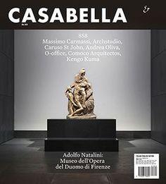 Casabella N.858 Sumario: http://casabellaweb.eu/wp/2016/02/01/casabella-febbraio-2016/
