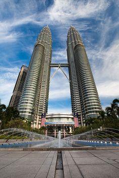 Petronas tower Bandar Kuala Lumpur, Kuala Lumpur, Kuala Lumpur, MY