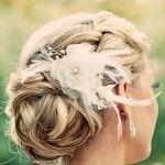 Acconciatura da sposa vintage - Lei Trendy