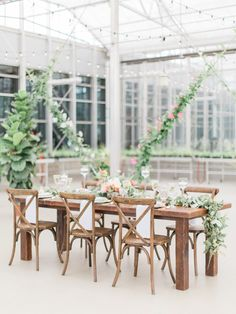 Greenhouse shoot, Whimsical, vintage chic wedding by Forever and A Day Events and Design, Design and Floral by Forever and A Day Events and Design, Photography by Samantha James Photography, Elegant, Vintage Wedding