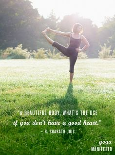 yoga, it's more than just getting fit