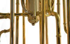 Clark Suspension Ceiling Lamp | DelightFULL