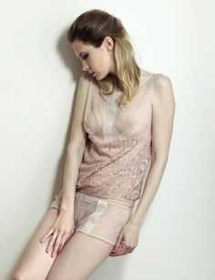 Elise Aucouturier SS13 Lingerie Collection-Global Intimate Wear
