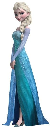 Lifesize Cardboard Cutout depicting Disney's Elsa from Frozen. Great for any children's or Disney themed party. Item is a cardboard cutout. Frozen Disney, Elsa Frozen, Walt Disney, Frozen Princess, Arendelle Frozen, Princess Bubblegum, Easy People Drawings, Easy Disney Drawings, Drawing People